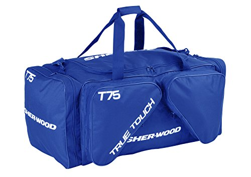 Sherwood Eishockeytasche True Touch T 75 Carry Bag Blau 102 x 41 x 41 cm, 172 Liter