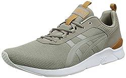 ASICS Mens Gel-Lyte Runner Running Shoes Grey Beige (Moon Rock 9191) 13 UK