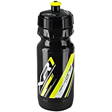 Bidon Negro y Amarillo Antimicrobial para Bicicleta Homologado RACEONE XR1 3313nam