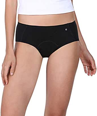 Enamor PP11 Period Panty | Skin Soothing SeaCell Fabric, Leak-Proof, Stain-Free
