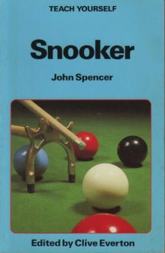 Snooker (Teach Yourself) by John Spencer (1992-04-02)