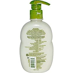 JOHNSONS Natural Baby Lotion, AllerFree Fragrance 9 oz (Pack of 4)
