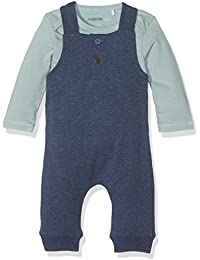 Noppies Baby-Jungen Body B Playsuit Set Jrsy Homer