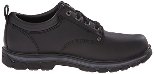 SKECHERS USA Segment Rilar Oxford Black
