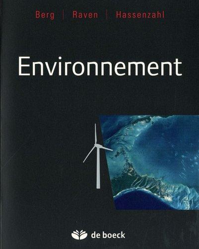 Environnement par Linda R. Berg