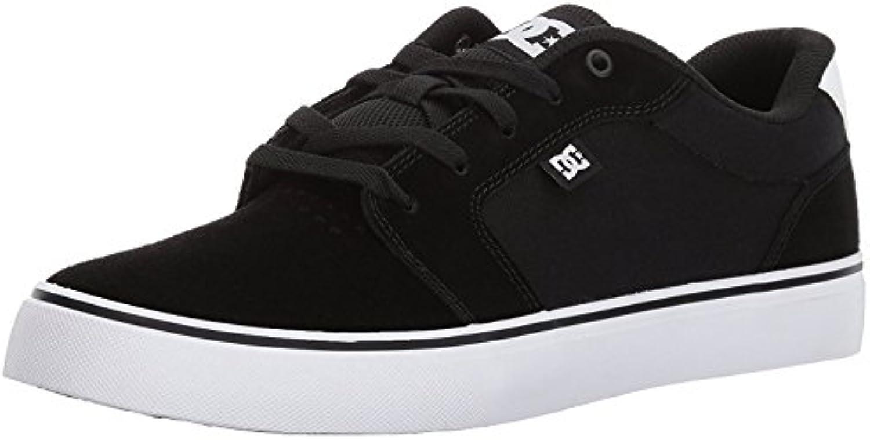 DC Men'S Anvil Action Sports Shoe, Negro/Blanco/Negro, 47 D(M) EU/12 D(M) UK