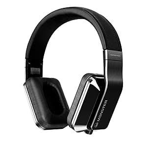 Monster Inspiration Titanium OverEar-Kopfhörer mit Active Noise Cancelling und tauschbaren Kopfbändern schwarz