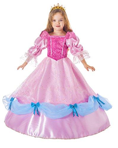 Ciao 11195-Prinzessin Sissi die junge Kaiserin Kostüm Small (4-6 - Prinzessin Sissi Kostüm