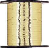 Gold Metallic Kräuselband 250 Yards / 228,60 M