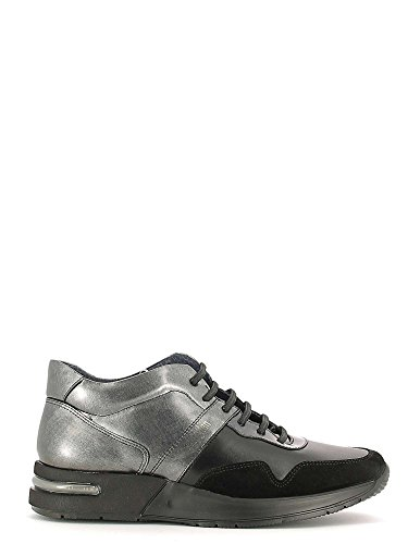 CALLAGHAN uomo sneakers alta 91302 BLU Nero