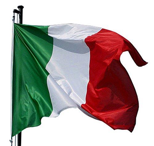 Bandiera italia cm 100x150 in poliestere nautico