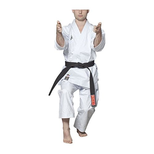 Hayashi Karateanzug 027, Uni, 027, weiß, 170 cm