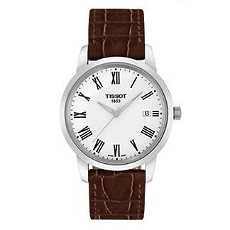 Tissot T0334101601301–Reloj de hombre de piel de Classic Dream