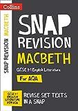Macbeth: New Grade 9-1 GCSE English Literature AQA Text Guide (Collins GCSE 9-1 Snap Revision)