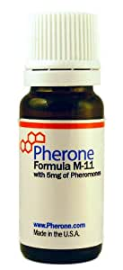 Pherone Formula M-11 Pheromone Cologne for Men to Attract Women with Pure Human Pheromones