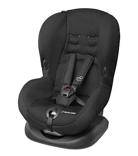 Kindersitz Auto (Maxi-Cosi Priori SPS Plus Kindersitz mit optimalem Seitenaufprallschutz und 4 Sitz- und Ruhepositionen, slate black, Gruppe 1 (ab 9 Monate bis ca. 4 Jahre, 9-18 kg))