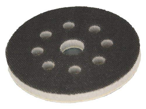 Suave colchón de diámetro 125 mm 8-agujero interface-pad para plato de lija plato de pulido soporte giratorio para velcro-sistemas - DFS