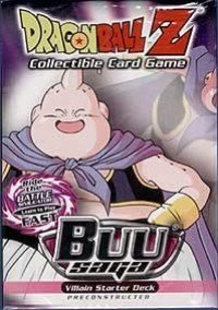 Z Karten Dragon Spielen Ball (Dragonball Z Score Trading Card Game Buu Saga Hero Starter Deck)