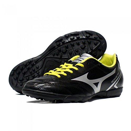 Mizuno-Mizuno Monarcida As Scarpini Noirs 162404 Futsal Homme noir