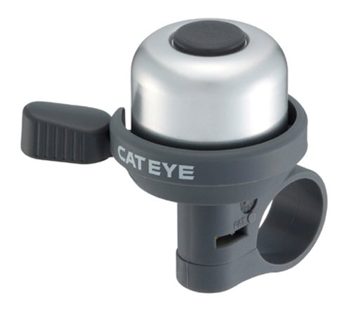 Cateye PB 1000Wind Bell Timbre Bicicleta, Unisex