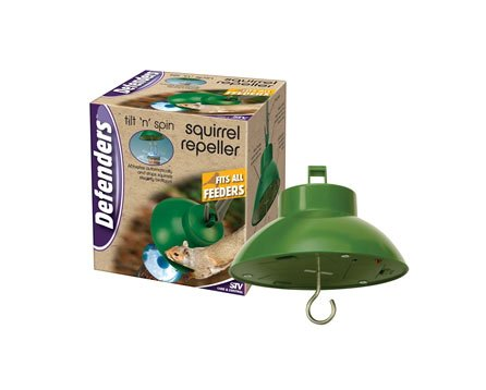 Durch Berührung aktiviert Humane Eichhörnchen, Schreck Abschreckung (Squirrel Repellent)
