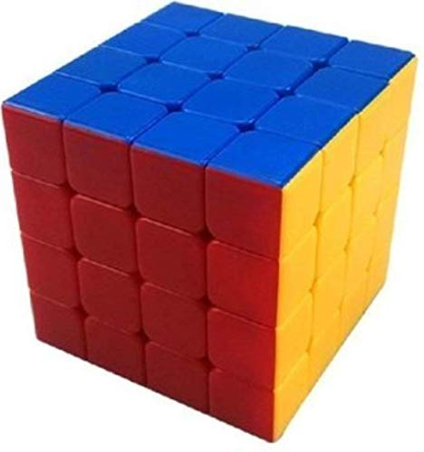 Kajal Toys High Stability, Stickerless, Amazing Stress Reliever Easy Turning and Smooth Play Magic Speed Cube Puzzle Toy, 3x3x6