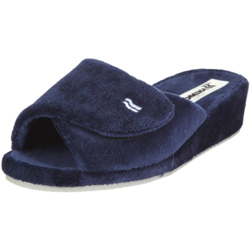 Romika Comino Damen Pantoffeln Blau (marine 503)