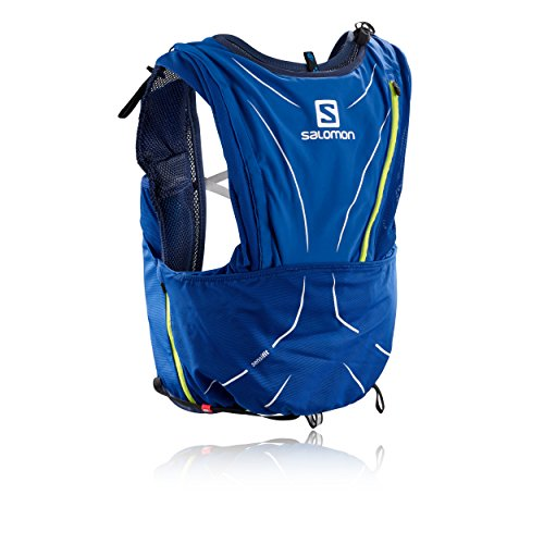 Salomon ADV Skin 12 Set Corsa Backpack - AW17 Navy Blue