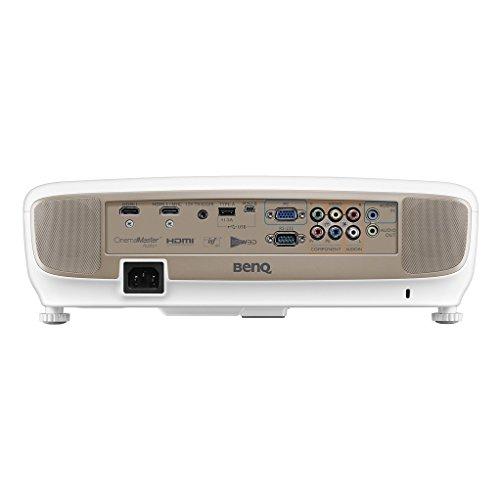 BenQ W2000 3D Heimkino DLP-Projektor (Full HD Beamer, 2.000 ANSI Lumen) Weiß - 3