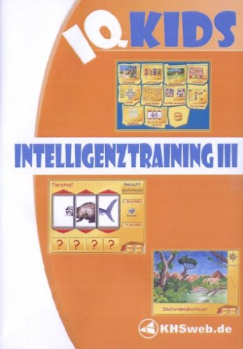IQKids - Intelligenztraining 3