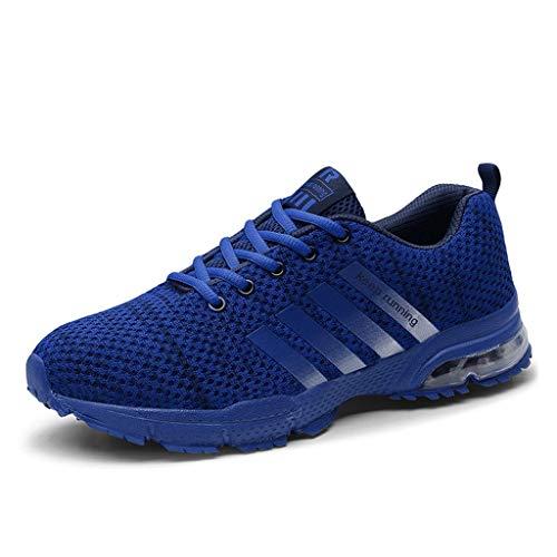 Zapatillas de Deporte Respirable para Correr Deportes Zapatos Running Hombre, Logobeing Calzado Casual...