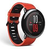 Amazfit Pace Multisport Smartwatch da Huami frequenza cardiaca e di Una Giornata con monitoraggio attività, GPS, 5-Day Nuova Vita - A1612 ... (Red)