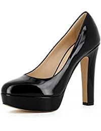 Evita Shoes Riccarda Damen Pumps Lack