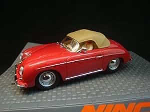 Modélisme porsche 356-a speedster ninco