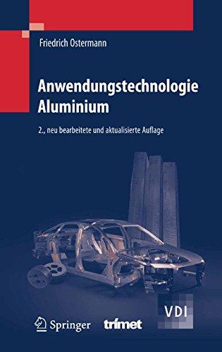 Anwendungstechnologie Aluminium (VDI-Buch) (Aluminium Von Wärmebehandlung)