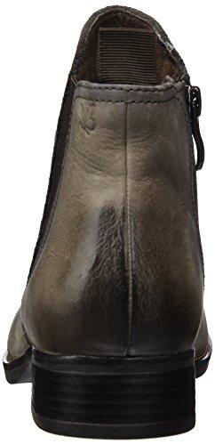 Caprice Damen 25325 Chelsea Boots Braun (TAUPE COMB 350)