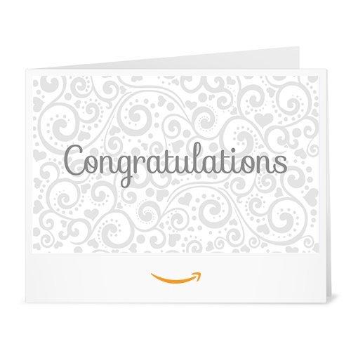 Gift Cards & Gift Vouchers Congratulations - Best Reviews Tips