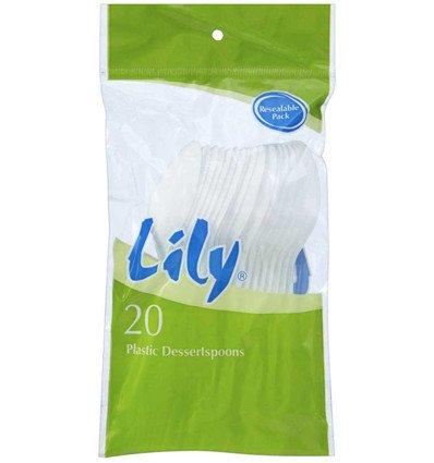 Lily Dessert Löffel 20er Jahre Lily Dessert