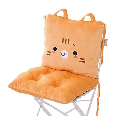 Intérieur/extérieur Chaise fabricant d'Siège Pad Coussin arrière, bureau maison Carden Attaché Attaches