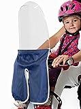 Windbreak Fahrrad Windschutzscheibe Windschutz für Kindersitz Rabbit Bilby Junior Tattoo