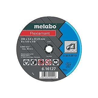 Metabo – Disco tronzar a30-r diámetro 230x3mm plana (25u)