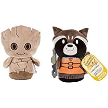 Guardians of the Galaxy Groot and Rocket Raccoon Itty Bitty Set Of 2