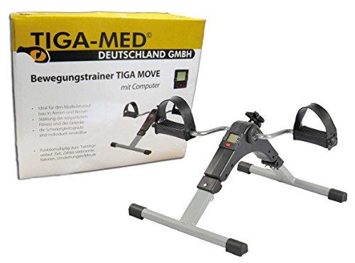 Armtrainer Beintrainer Pedaltrainer Tiga Move Bewegungstrainer mit/ohne Computer Neuware nach Wahl