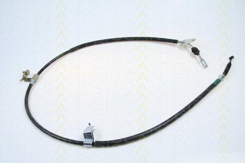 Preisvergleich Produktbild Triscan 814050147 Handbremsseil