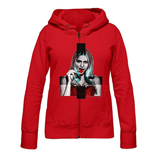 (Arent We All Sinners Womens Zipper Hoodie X-Large)