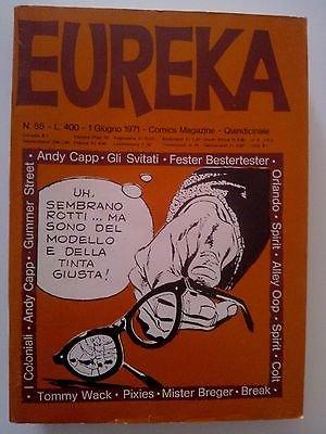 Eureka n. 55 1971 (Andy Capp/Pixies) Ed.Corno FU05