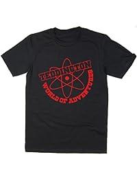 Balcony Shirts 'Teddington - World Of Adventures' Mens T Shirt