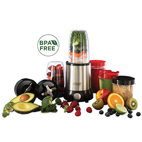 Russell Hobbs Blender Mixeur Nutriboost Compact Multifonctions...