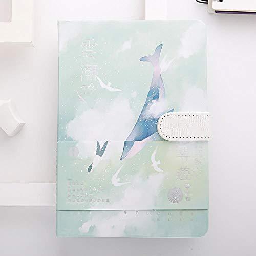 Ilustrador Diario Regalos Para Estudiantes Hermoso Libro De Páginas En Color Cuaderno En Blanco De Corazón De Niña Bloc De Notas 190 * 130 Mm