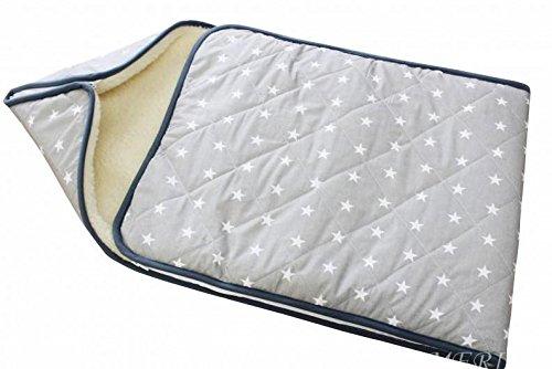 SALE! leicht BABY Bio umfassenden Sortiments an Kinderbettwäsche sleepig, 100 umwolle, Füllung Woolmarked 50 x 80 cm